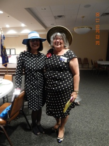 American Legion Auxiliary Sisters are forever.